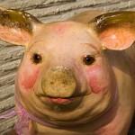 The social media pig